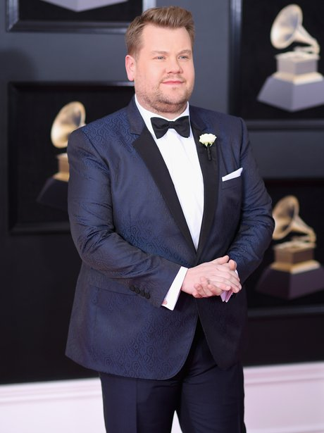 James Corden Grammy Awards 2018