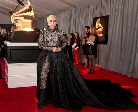 Lady Gaga Grammy Awards 2018