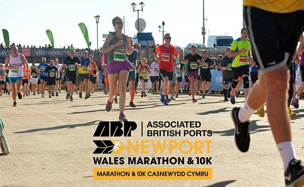 newport marathon image