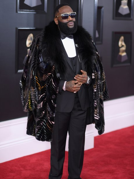 Rick Ross Grammy Awards 2018