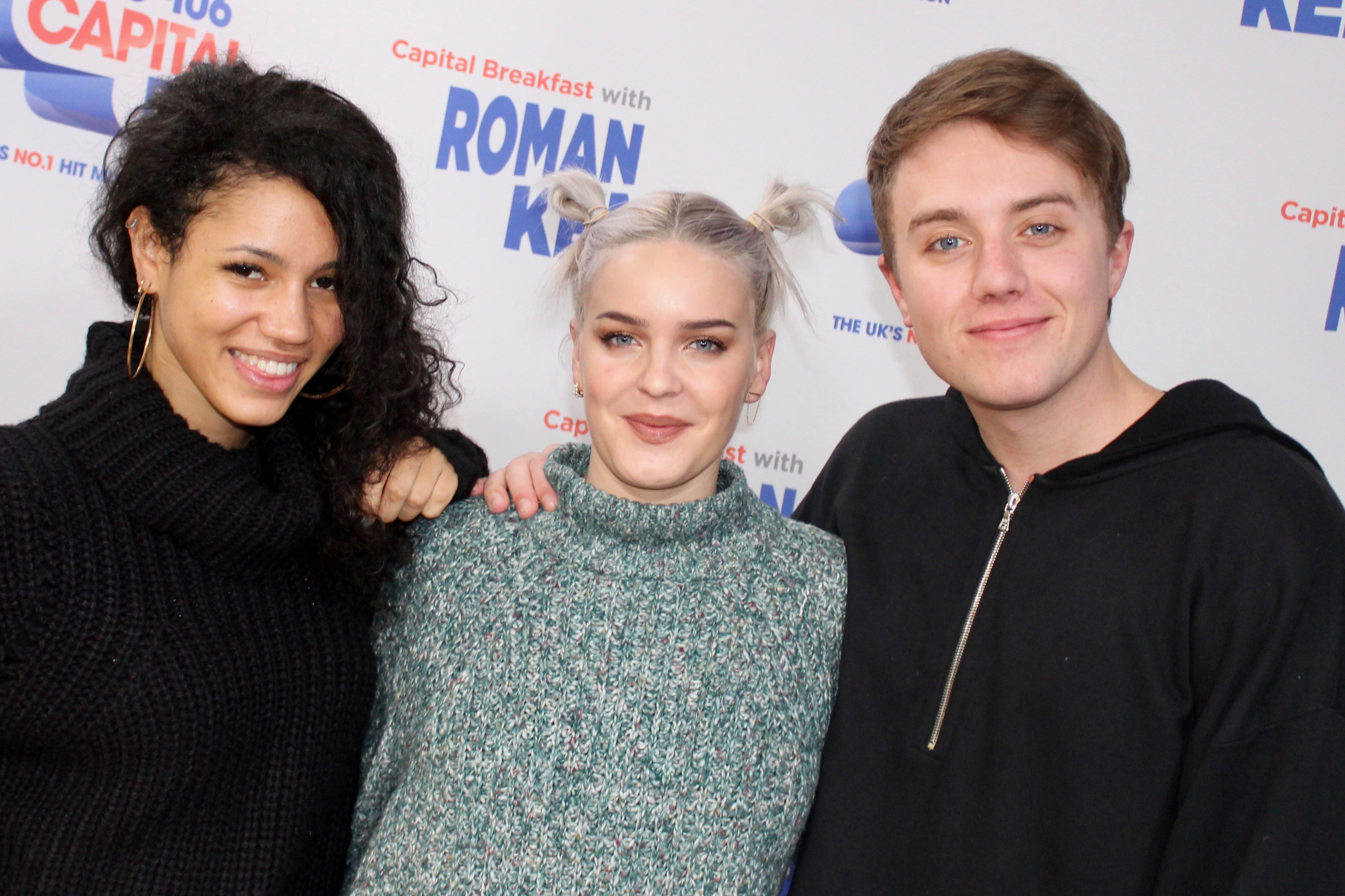Anne-Marie on Capital Breakfast w/ Roman Kemp
