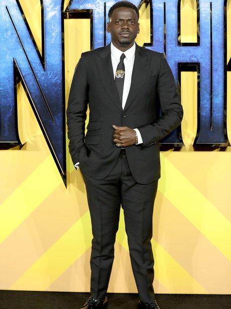 Daniel Kaluuya Black Panther premiere