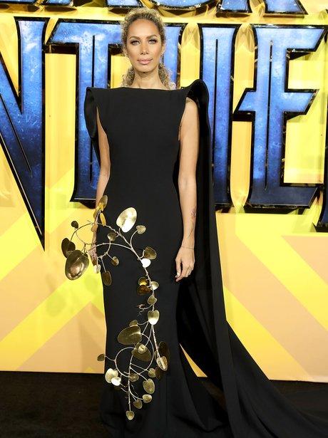 Leona Lewis Black Panther premiere