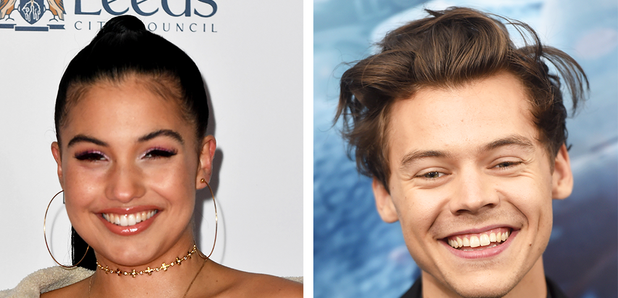 mabel s going on tour with harry styles after hitting it off over