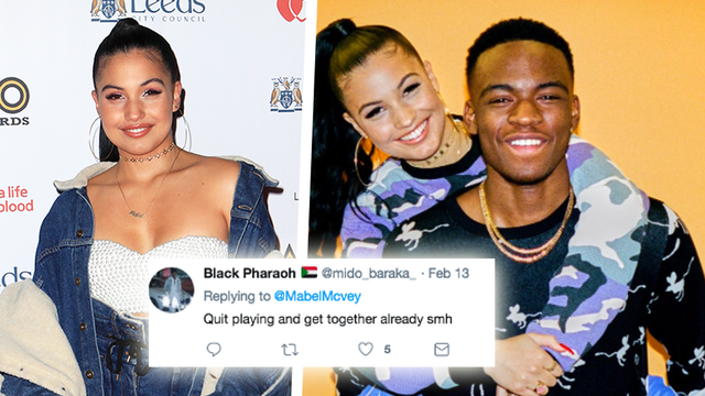 Mabel Shared This Cute Picture With Not3s And Now Fans Are