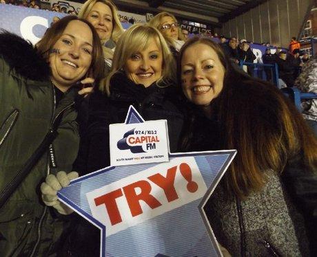 Cardiff Blues V Munster