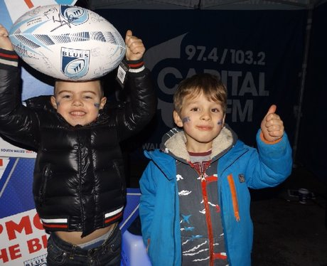 Cardiff Blues V Munster