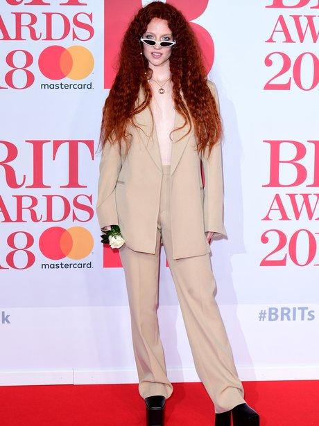 Jess Glynne BRIT Awards 2018