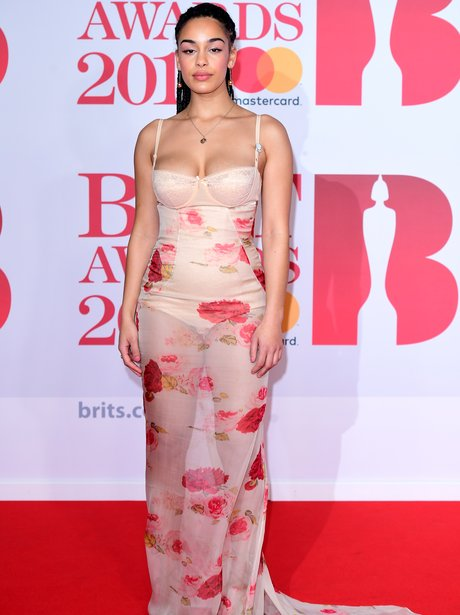 Jorja Smith BRIT Awards 2018
