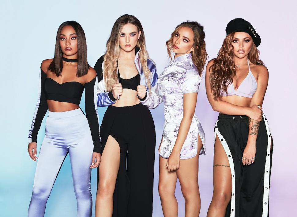 Little Mix Press Image