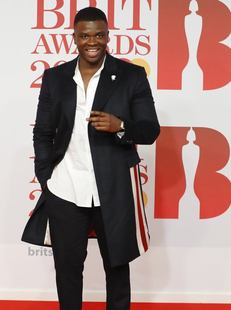 Michael Dapaah BRIT Awards 2018