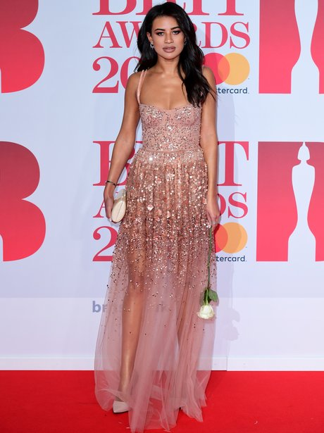Brit Awards 2018 The Best Celebrity Looks From The Red