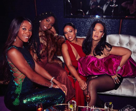 Rihanna's 30th birthday