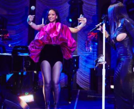 Rihanna's 30th birthday