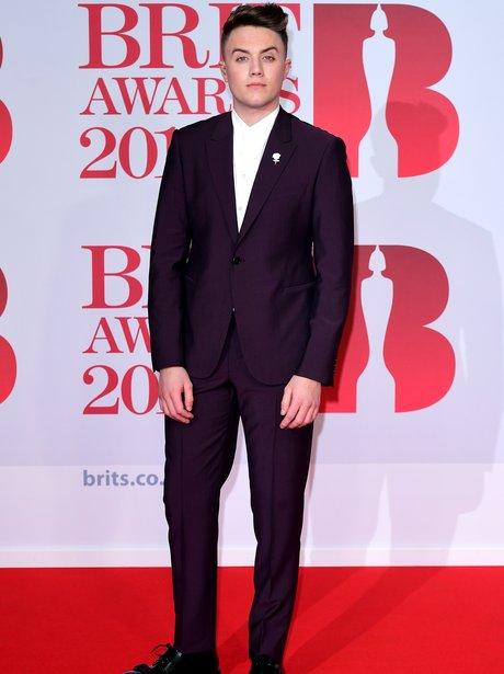 Roman Kemp BRIT Awards 2018