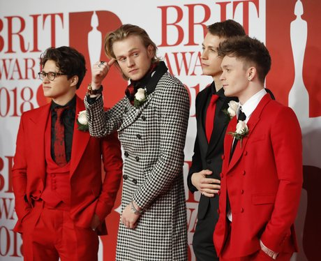 The Vamps BRIT Awards 2018