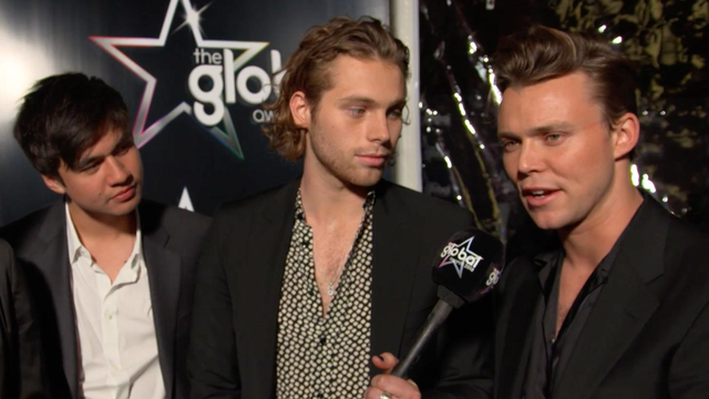WATCH: 5 Seconds Of Summer's Ashton Irwin's Got An American