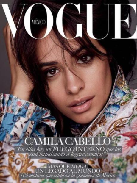 Camila Cabello Vogue Mexico cover