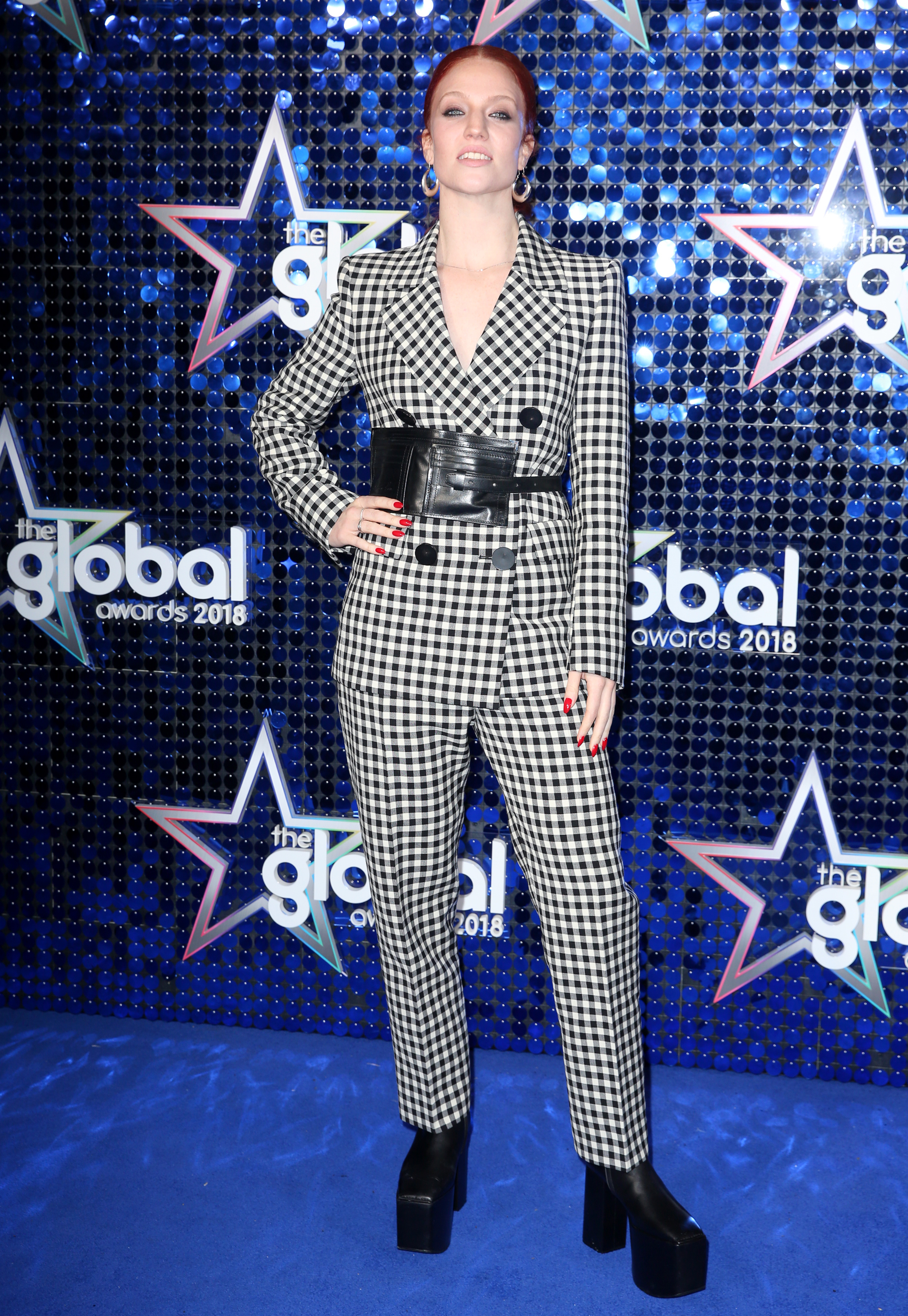 Jess Glynne The Global Awards 2018
