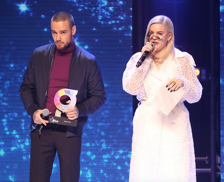 Liam Payne and Anne-Marie The Global Awards 2018