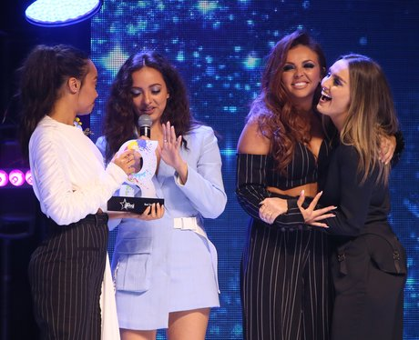 Little Mix Global Awards 2018 Show