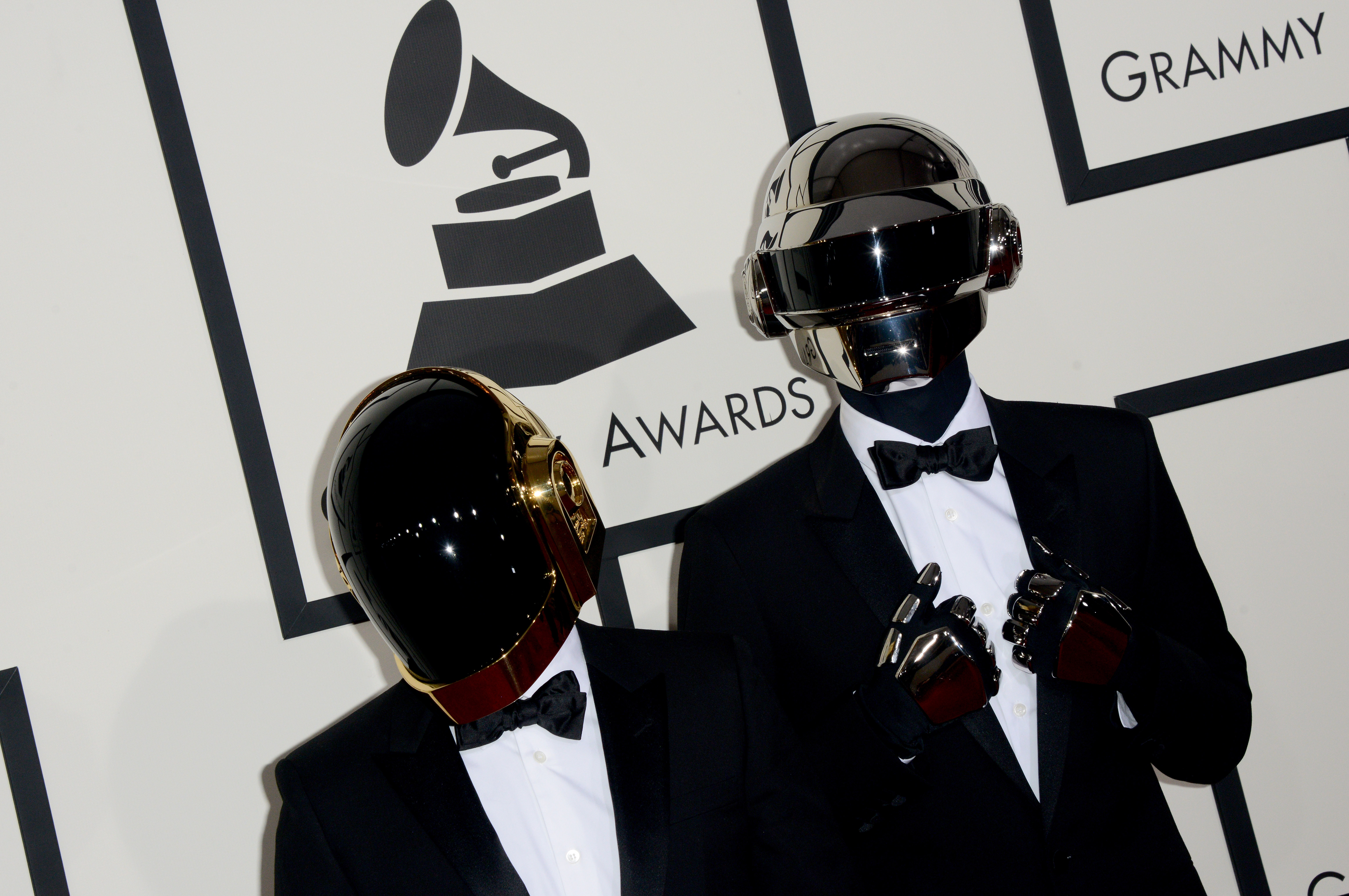 Daft Punk at the GRAMMY Awards 2014