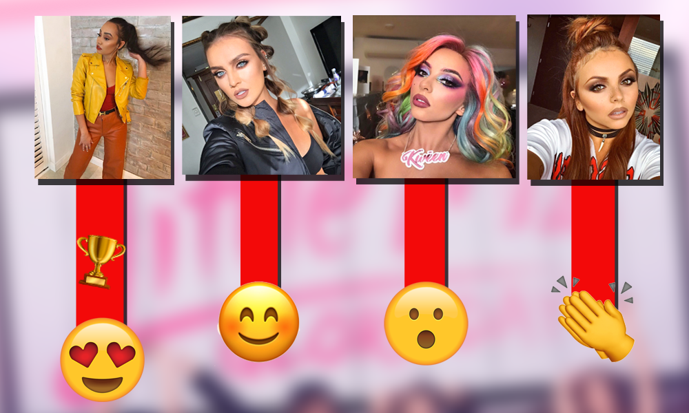Little Mix Infographic