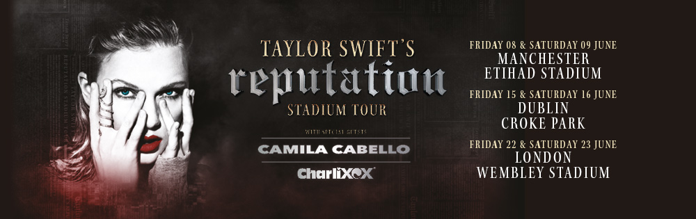 Taylor Swift's 'reputation' Stadium Tour