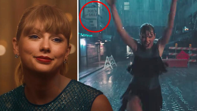 The Actual Message Beh... Taylor Swift Delicate Youtube