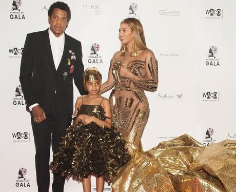 Beyonce Jay-Z Blue Ivy Wearable Art Gala Instagram