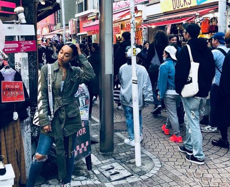 Jade Thirlwall Little Mix In Japan Instagram
