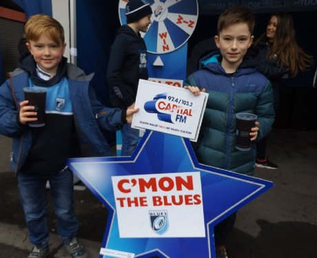 Cardiff Blues V Ulster