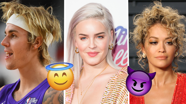 Hair Style Quiz: QUIZ: Vote For Your Celeb Hair Angels And Hair Horrors