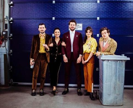 Harry Styles Tour Pictures Instagram