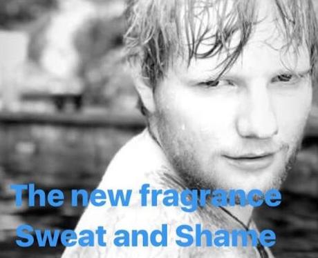 Ed Sheeran In Swimming Pool Instagram