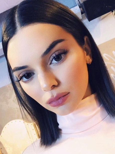 Kendall Jenner Accused Of Surgery Instagram