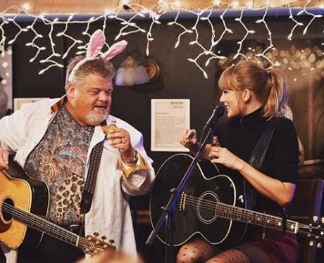 Taylor Swift Bluebird Cafe Performance