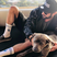 Image 1: Zac Efron Adopts A Dog Instagram