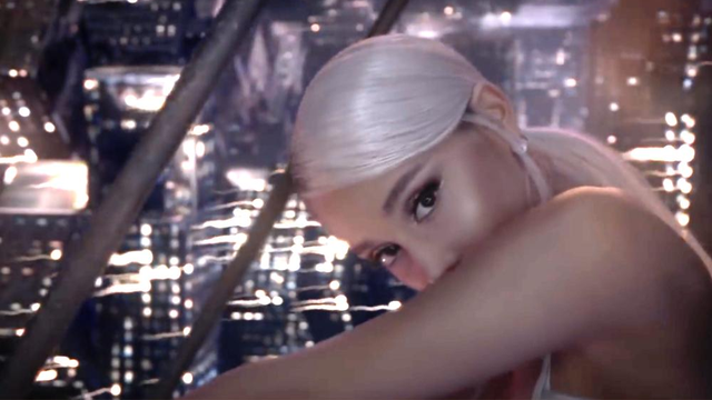 Ariana Grande No Tears Left To Cry Lyrics Pay Tribute To