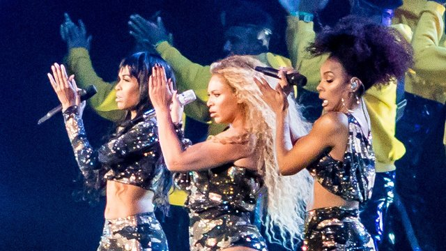Just Sit Back And Re-Watch Beyoncé's Reunion With Destiny ...