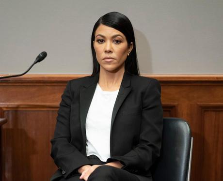 Kourtney Kardashian Speaking In Washington