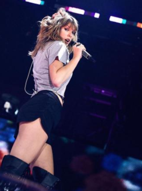 Taylor Swift Reputation Tour Countdown