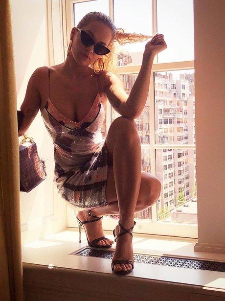 Rita Ora Before Met Ball