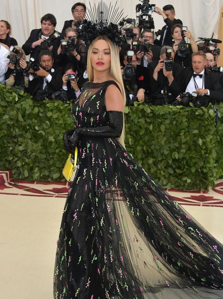 Rita Ora Met Ball 2018