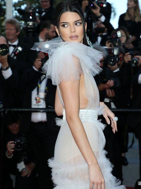 Kendall Jenner Cannes Film Festival 2018