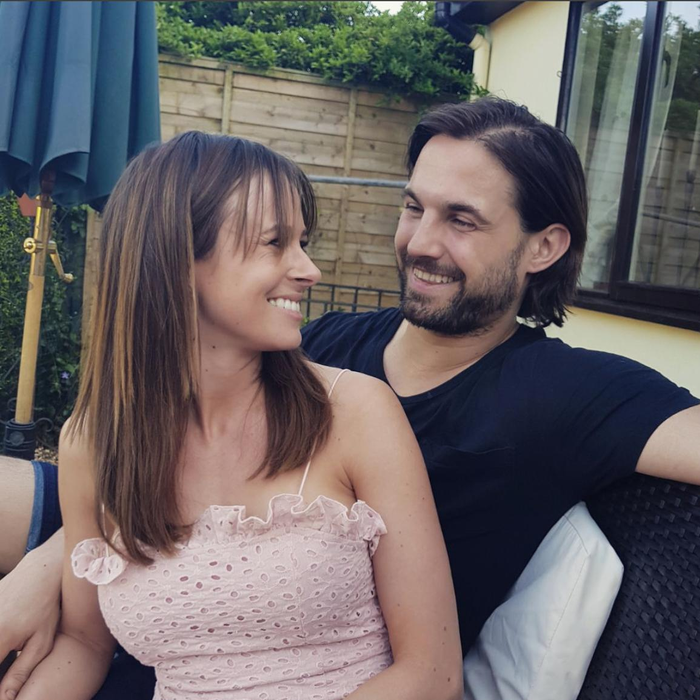 Love Island's Camilla Thurlow and Jamie Jewitt