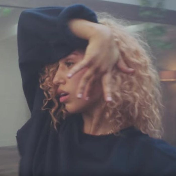raye music video confidence