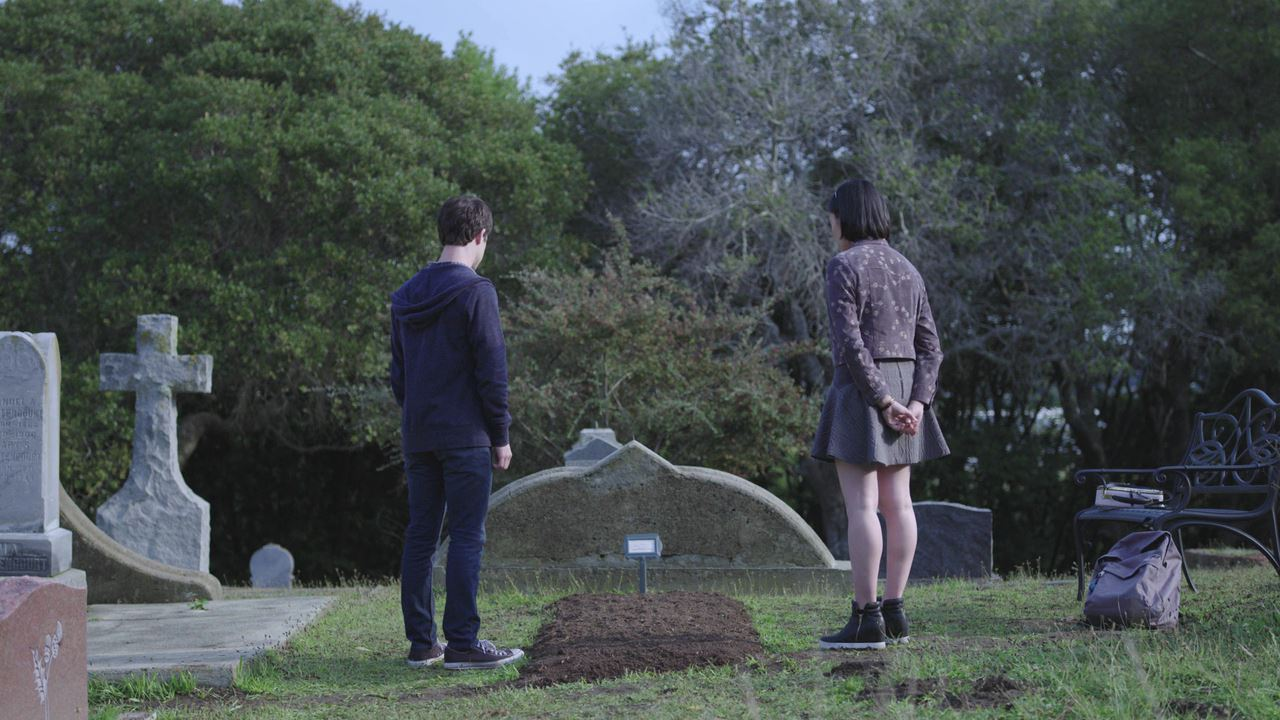 13 Reasons Why Cemetery