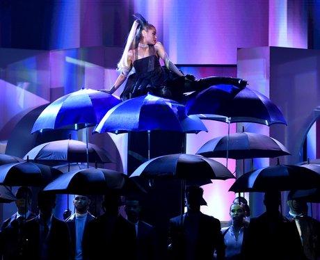 Ariana Grande Performs BBMA's
