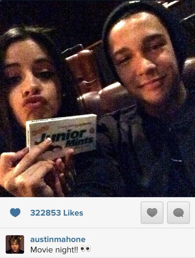 Are austin mahone and camila cabello dating 2019